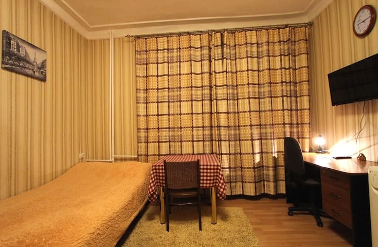 Small,cozy 1room apt. in the centre - Almaty - Apartament