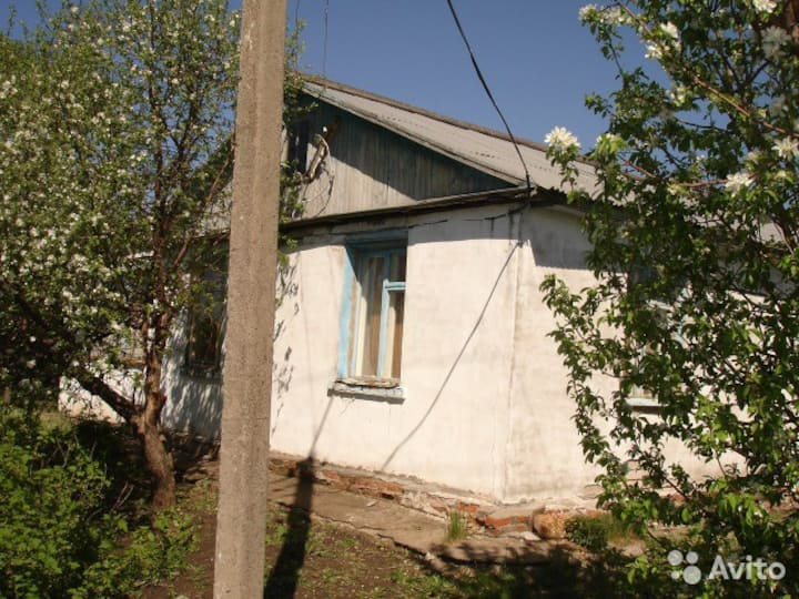 I rent a house in the Samara region