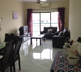 Condo in City of Kota Kinabalu-Marina Court溫馨家庭式公寓 - Kota Kinabalu