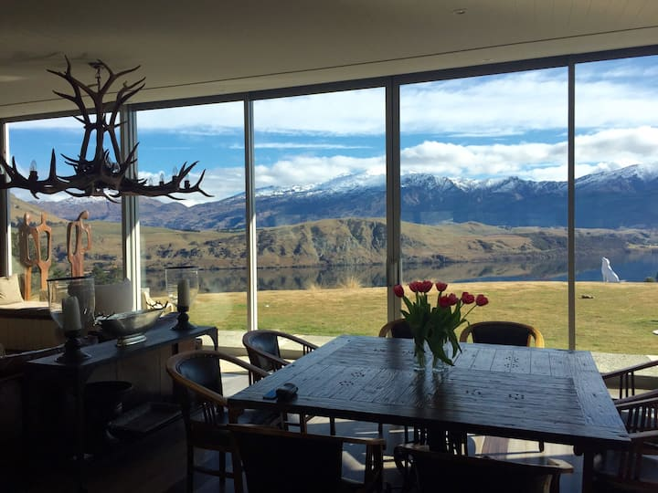 Trio Views - Luxurious home & views