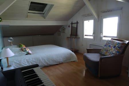 chambre d'amis - Saint-Jorioz