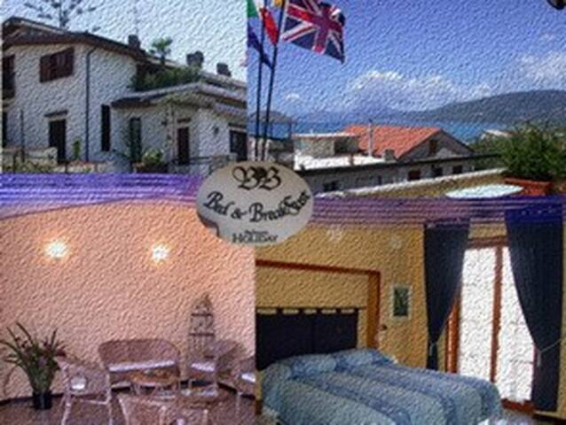 bed and breakfast Palinuro centro - Centola
