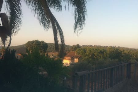 Galilee House with amazing view - Ilaniya