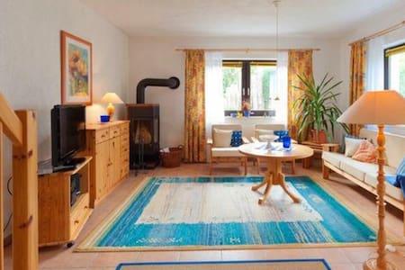Ferienhaus Fiete in Strandnähe - Dierhagen - Ev