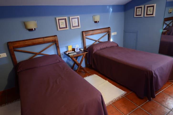"""""""Arandanos"""" en Casa Rural Antolina - San Martín de Trevejo"""