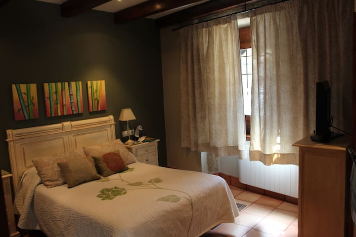 """""""Bambú"""" en Casa Rural Antolina - San Martín de Trevejo - Dům"""
