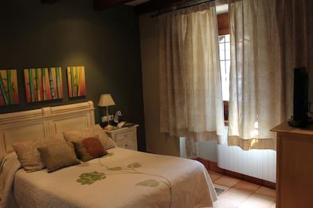 """""""Bambú"""" en Casa Rural Antolina - San Martín de Trevejo"""