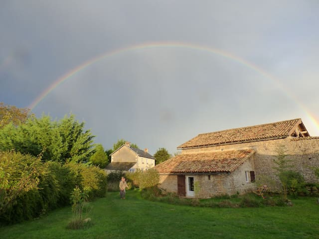 Gites du sentier - Saint-Sauvant - Inny