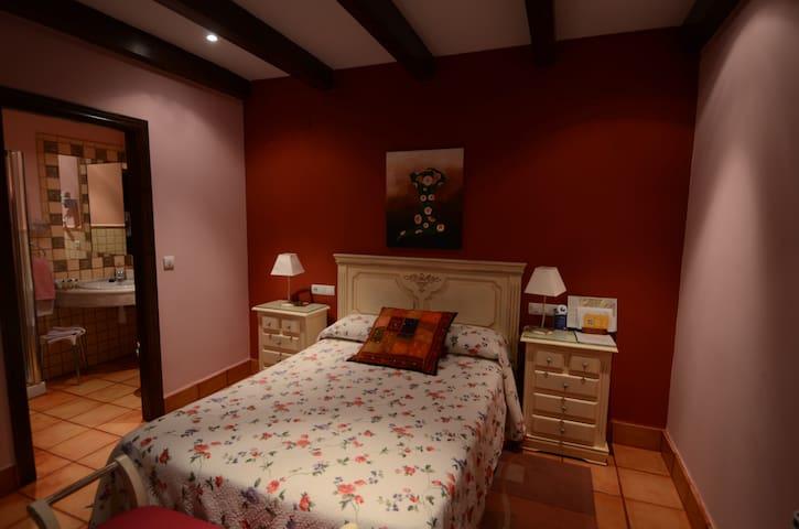 """""""Camelia"""" en Casa Rural Antolina - San Martín de Trevejo - Dům"""