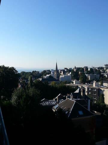Sea view at Sainte Adresse - Sainte-Adresse - Appartement