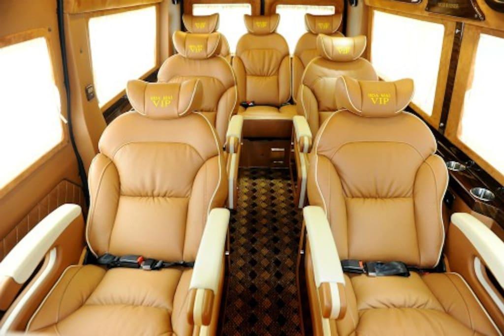 inside Limousine