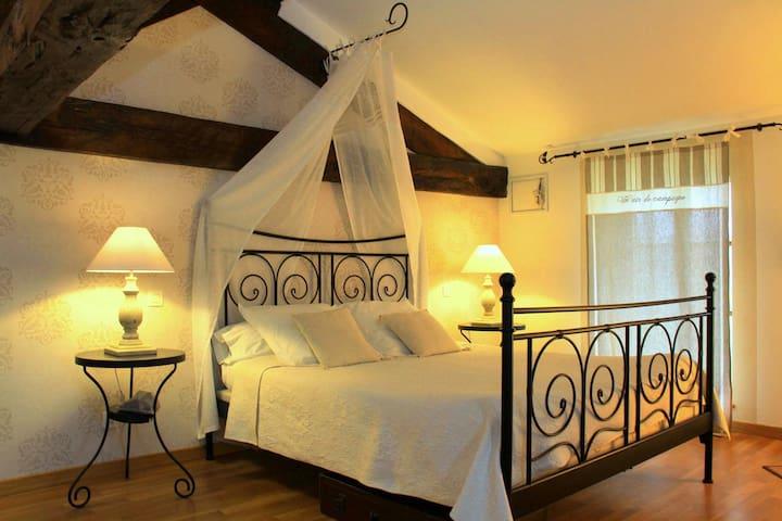 Grde chambre avec SdB & WC privés 7min la rochelle - Perigny - Dom