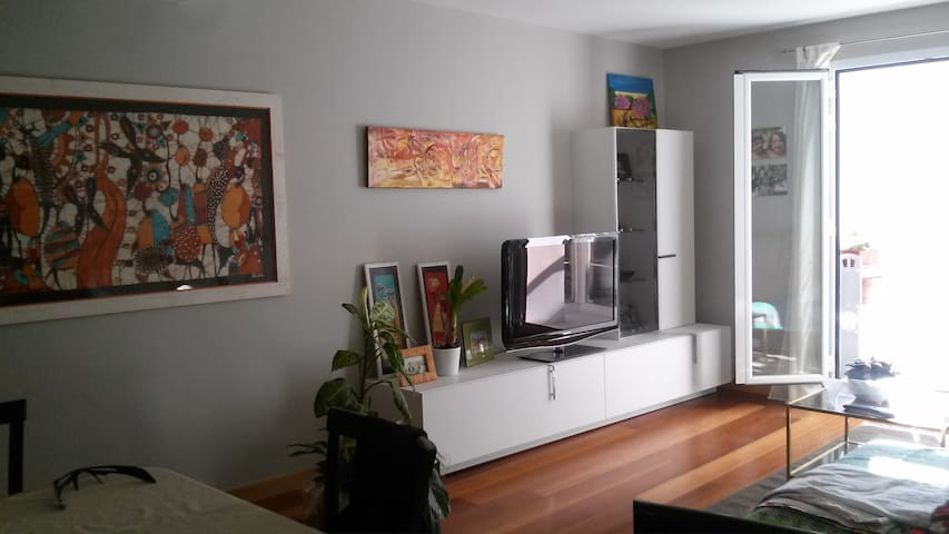 Flat with 2bedrooms in historical center of Burgos