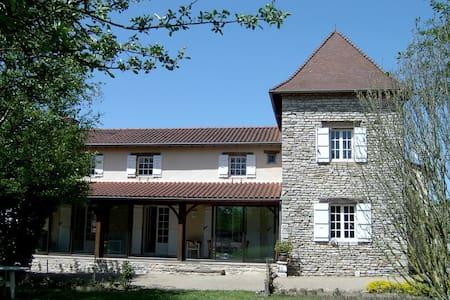 Maison Lesdiguièrs - Chissey-lès-Mâcon - Rumah