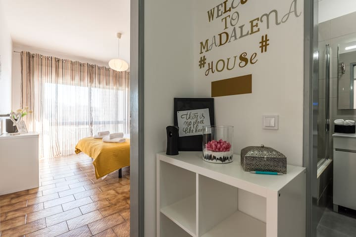 Welcome to Madalena´s House