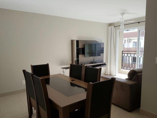 Quarto privativo em novo condomínio! - 庫亞巴(Cuiabá) - 公寓