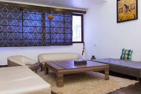 Cozy  apartment Candolim beach - Apartamento