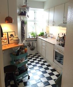 Unique 2 bedroom apartment in Aarhus