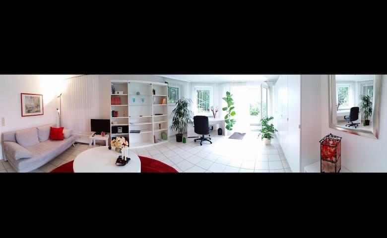 ELEGANTES APPARTEMENT auf Zeit (W2) - Dillingen/Saar - Appartement