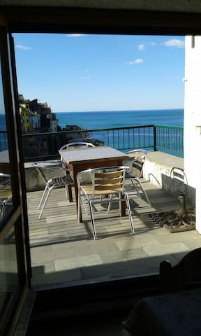 Apartment Isola with terrace - Corniglia - Apartment