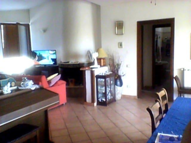 Camera all' OASI DELLA PACE - Rignano Flaminio - Oda + Kahvaltı