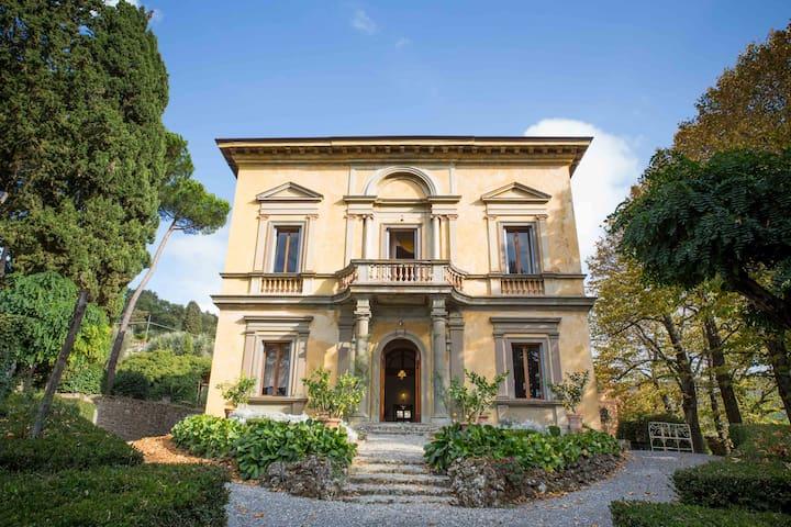 IL VILLINO: Villa with pool 6/8 pax - Lamole