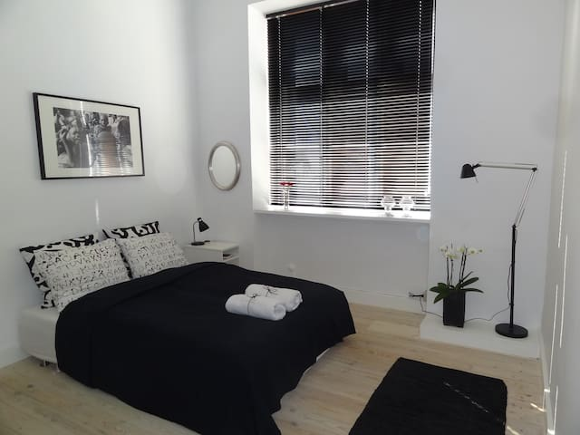 City studio in historic setting - Copenhague - Apartamento
