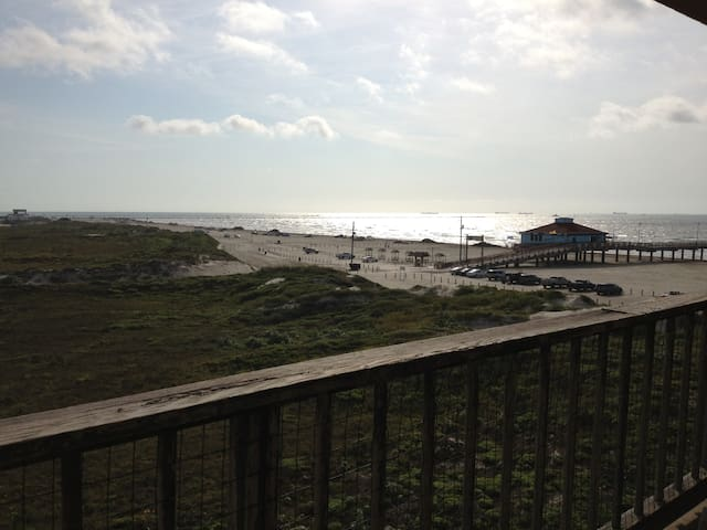 Condo with Gulf View - Port Aransas - Egyéb