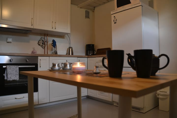 Lovely, cozy, private apartment with free parking - Skedsmo