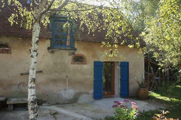 Gite dans ferme à 1h30 de Paris pour 6 personnes - Sury-aux-Bois - Pondok alam