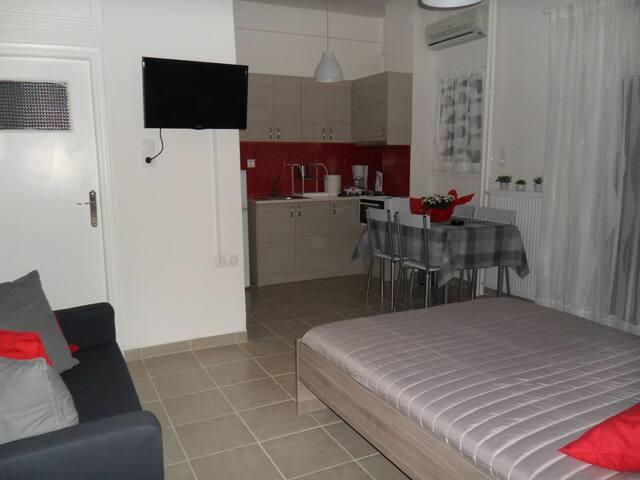 HomeForTwo-2 - Zografou - Lejlighed