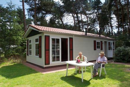 Chalet op Recreatiepark 't Zand - Alphen - Другое