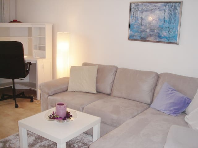 ELEGANTES APPARTEMENT auf Zeit (W4) - Dillingen/Saar - Apartment