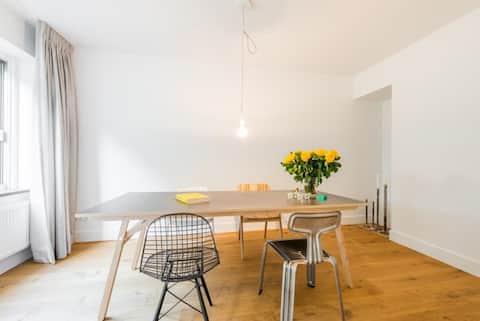 Fresh design apartment