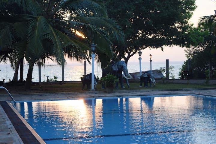 Lagoon Paradise Garden View Rooms