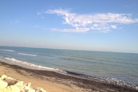 Beau F2  bord de plage - Hammam Lif - Flat