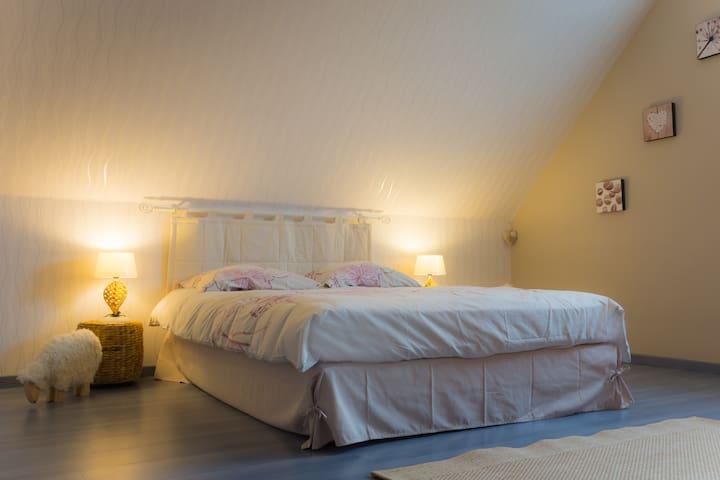 Coquette chambre dans le vignoble - Herrlisheim-près-Colmar