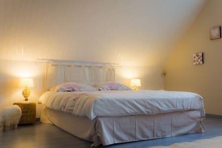 Coquette chambre dans le vignoble - Maison