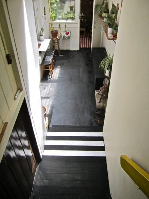 Unique apartment Smith St Fitzroy