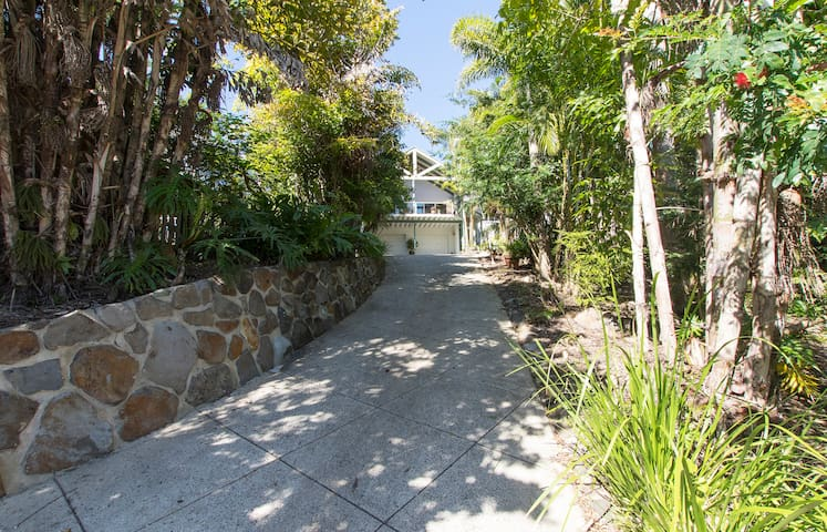Private apartment on Buderim Mtn - Buderim - Daire