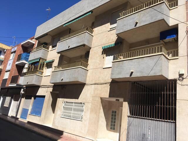 Apartamento en Guardamar del Segura