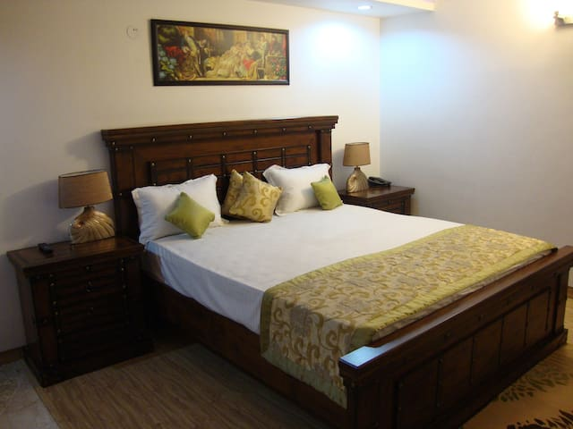 Convenient and Spacious private room, South Delhi