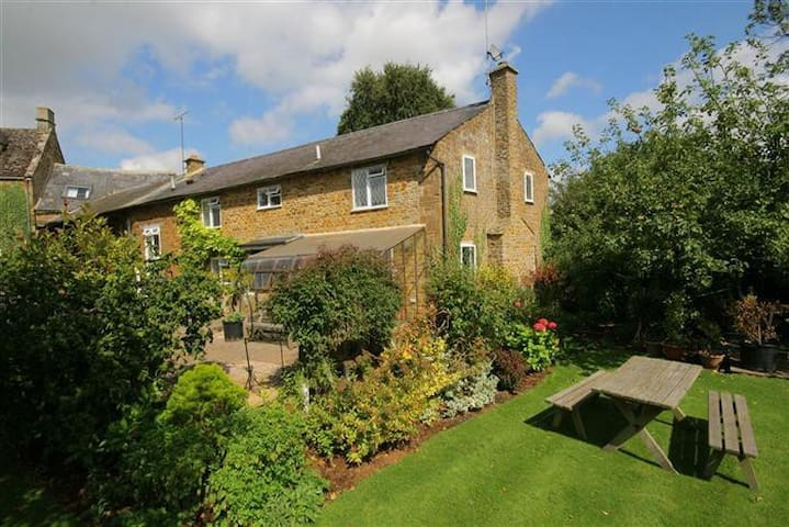 Stone Wheel Cottage, Hook Norton. - Hook Norton - Huis