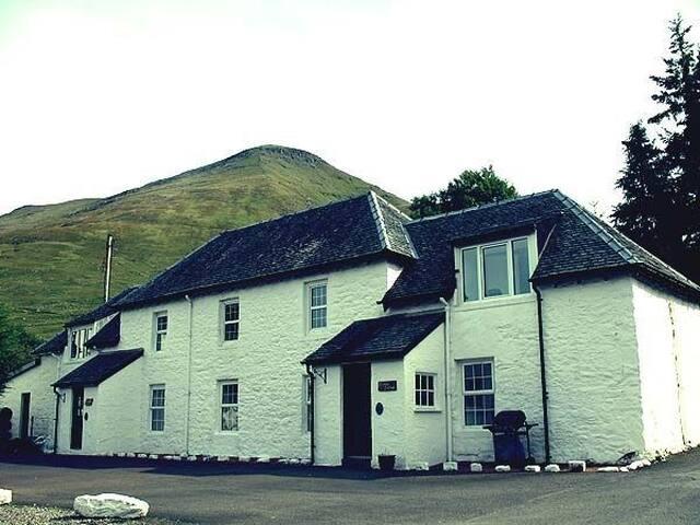 Merlin Cottage - 380500 - Callander - House