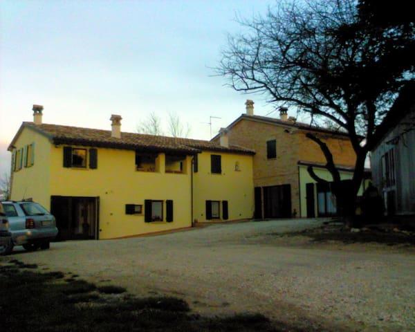 mare e campagna riviera del conero - Ancona - Casa