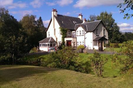 Potnellan House 380524 - Crianlarich - House