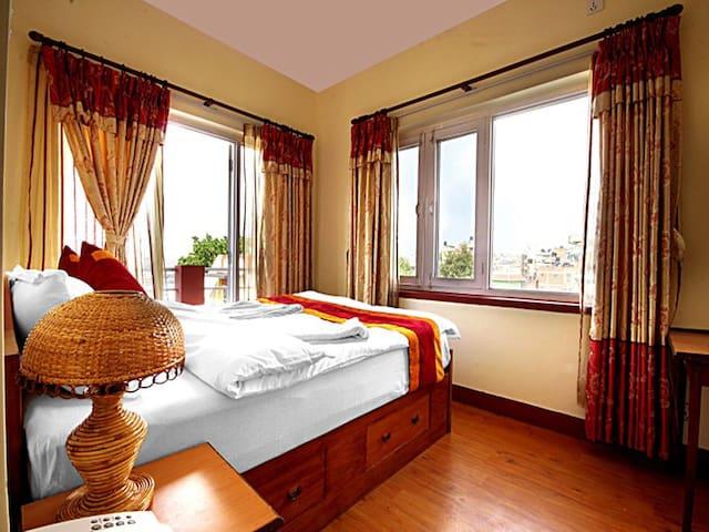 Peace Home - Kathmandu - Bed & Breakfast