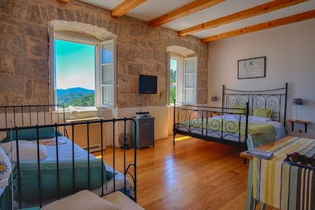 Charming apartments in Island Mljet - Goveđari