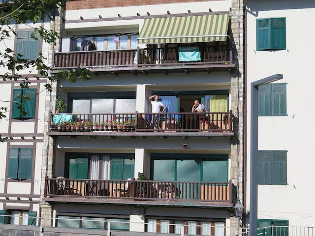 idéalement situé - Hondarribia - Apartment