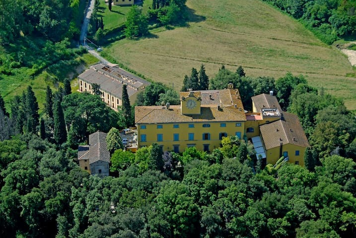Villa Sonnino San Miniato - San Miniato - Boutique hotel